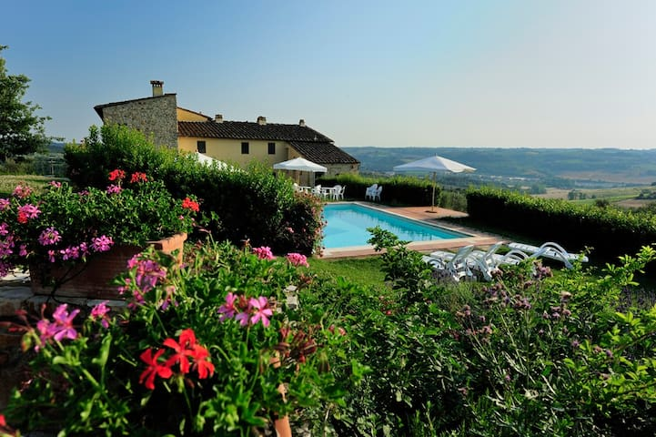 Chianti apartments with pool! - San Casciano in Val di Pesa - Apartamento