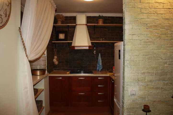 Apartment in the of Volgograd