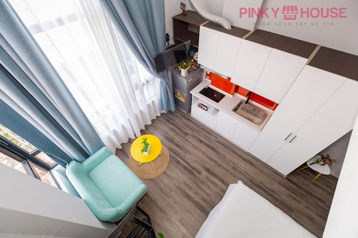 PINKY HOUSE 6.1 - Beautiful Apt near HoangCau lake