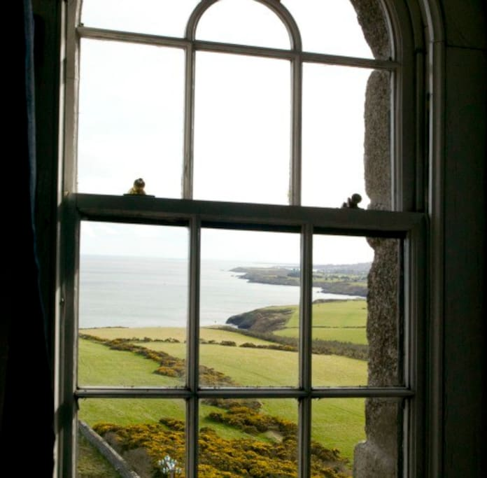 What a view- Wicklow Lighthouse- www.irishlandmark.com