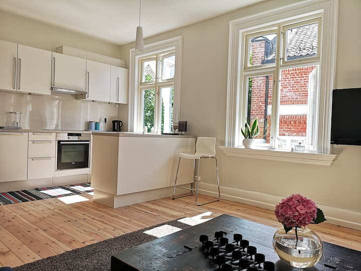 Charming apartment in the center of Kragerø!