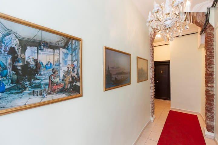 Beyoğlunda Şirin Kullanışlı Stüdyo9 - Istanbul - Apartment