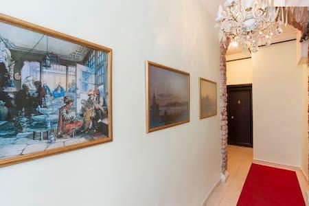 Beyoğlunda Şirin Kullanışlı Stüdyo9 - Estambul - Departamento