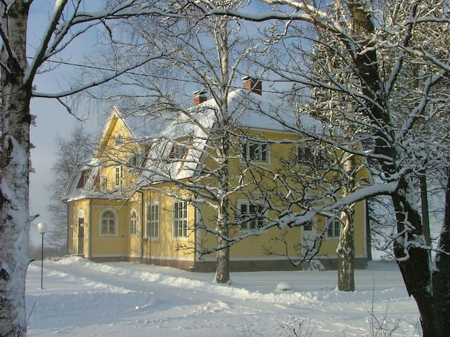 Country House in Traditional Style