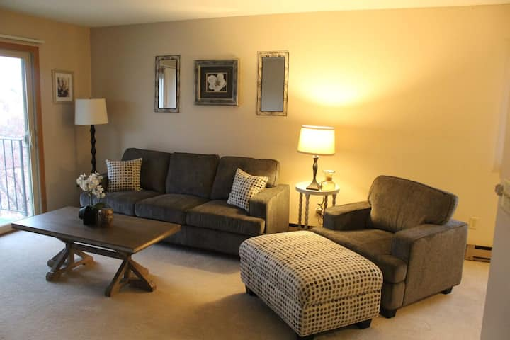 Quaint and cozy 2 bed, 1.5 bath Fargo rental apartment!