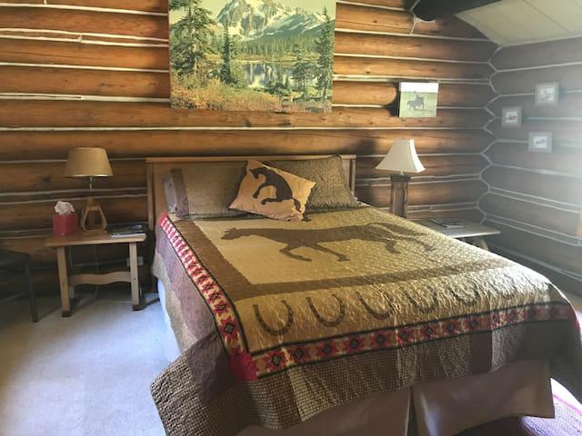 Buckaroo Cabin, Rocky Mountain Front