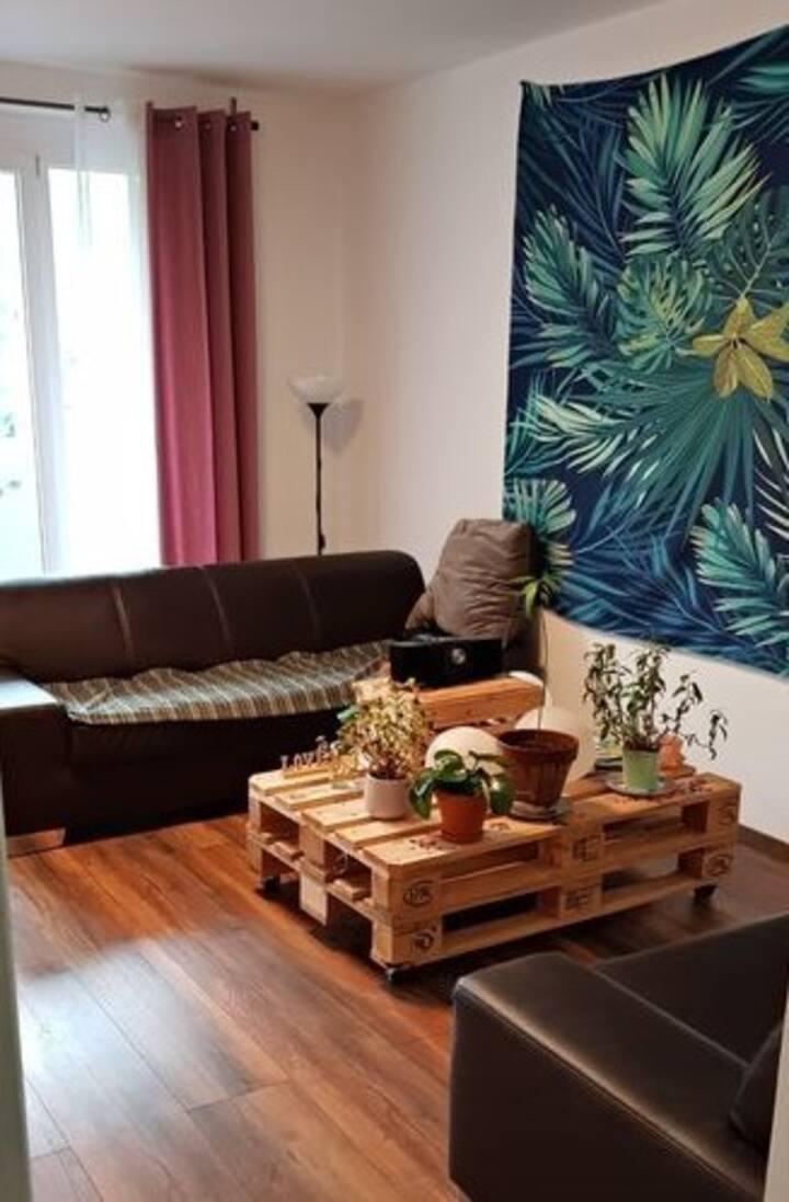 Gemütliches und helles Zimmer in Klagenfurt