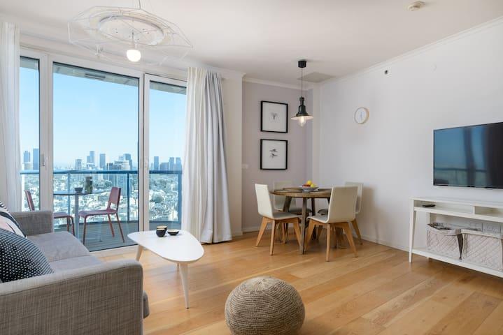 CTLV - HaYarkon 78 Apartment No' 242