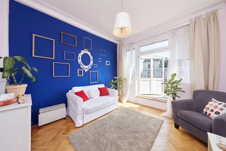 Cosy, small apartment in Prague centre.