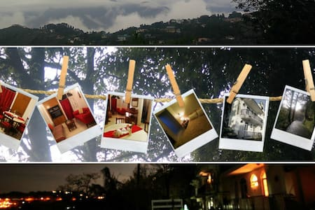 Dr Vijay's Home (((( 1BHK )))) - Mussoorie - Appartement