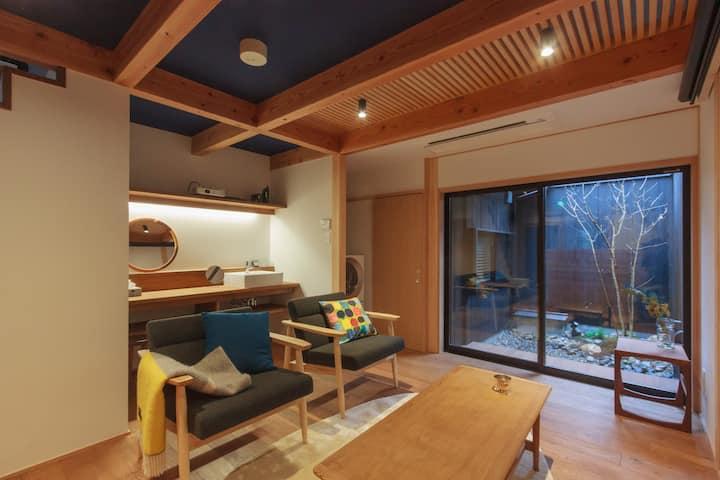 Guesthouse in Nishijin, Kyoto - 一折 -