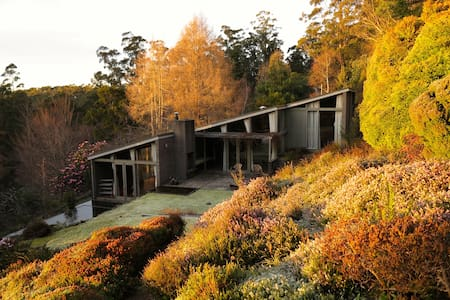 Kunanyi House - Fern Tree - House