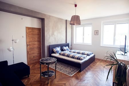 Nice flat near the city centre and the O2 arena - Praha