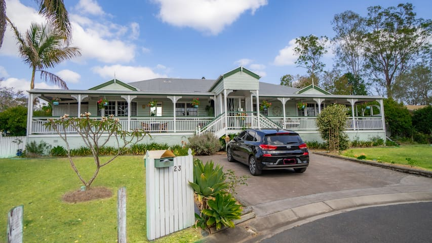 A Majestic Queenslander stay