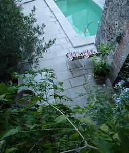 Can Bella,casa con picina en Catalogne,Espolla - Masarac - Dům