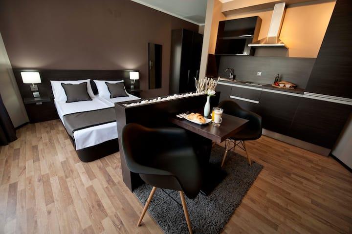 Soho Apartments Bitola STUDIO