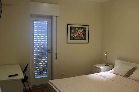 Room with Private Bathroom - Braga Centro