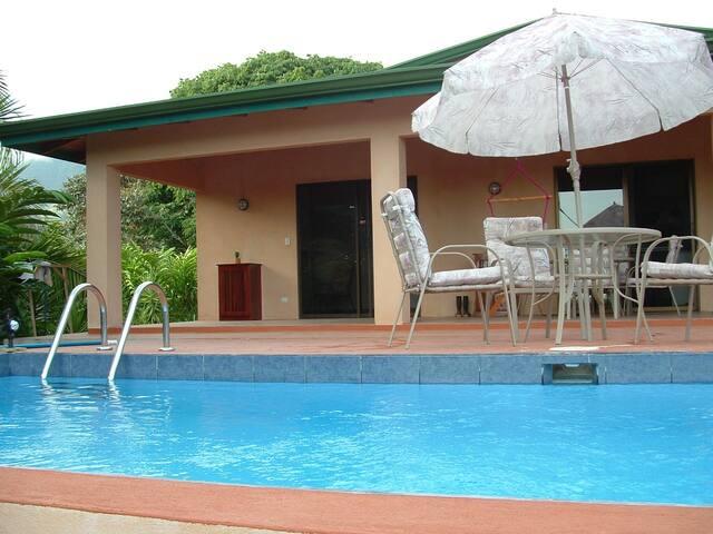 Voyage de rêve au Costa Rica - Ojochal - Apartment