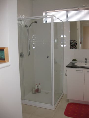 Your private ensuite bathroom