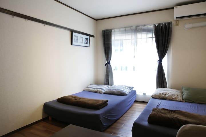 On Sale!  Cozy Room central Shinjuku Room 202