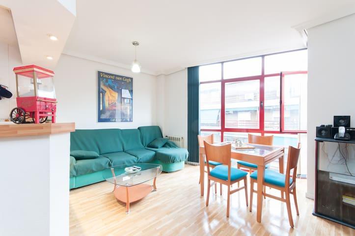 Nice flat with garage