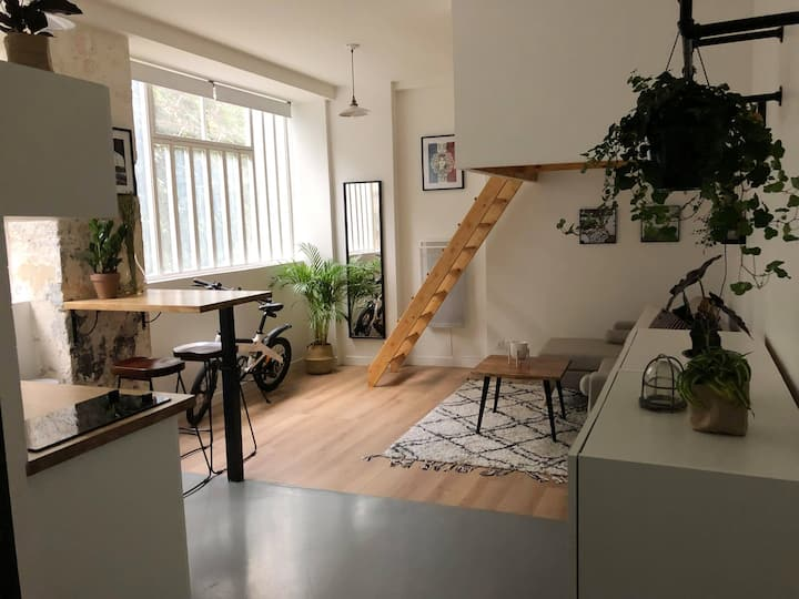 Amazing studio near Montmartre - Mobility lease !