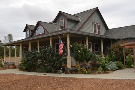 Unique B&B on a working farm - Middletown - Bed & Breakfast