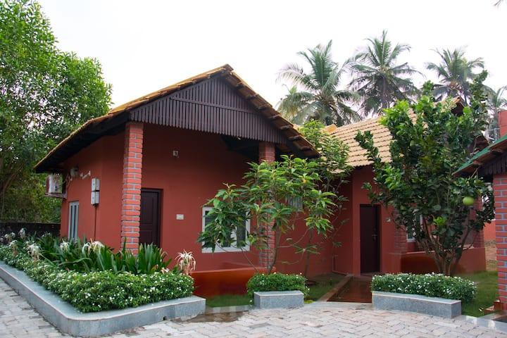 Udupi Homestay: Driftwood Cottage