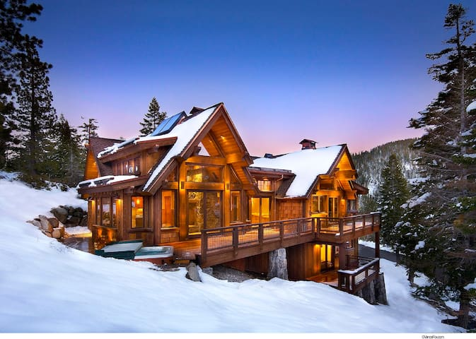 Nicest Home In Alpine Meadows/Squaw - Alpine Meadows - House