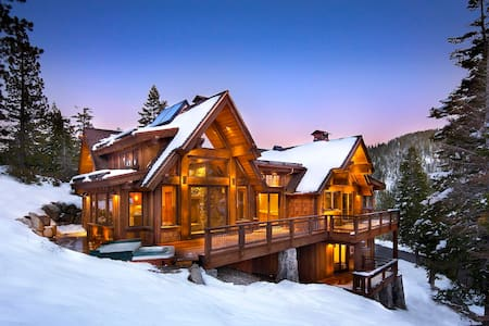 Nicest Home In Alpine Meadows/Squaw - Alpine Meadows - Hus