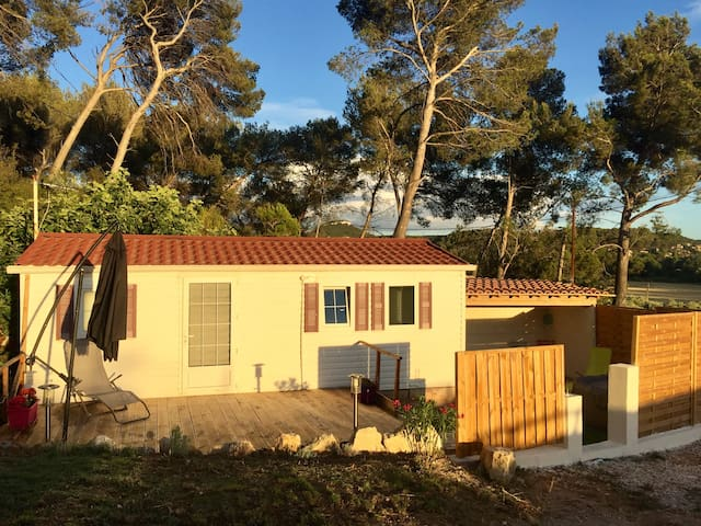 Private SPA Bungalow near Aix enProvence