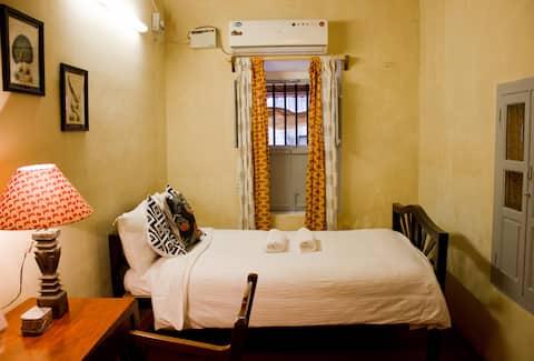 House of Blue Mango-værelse #Kavya (uden forbindelse)