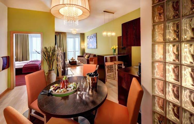 Hotel Crocus - Comfort suite