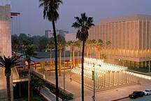 Check out LACMA's (Museum  of  Art) outdoor Friday evening jazz or their Sundays free year-round classical concerts.