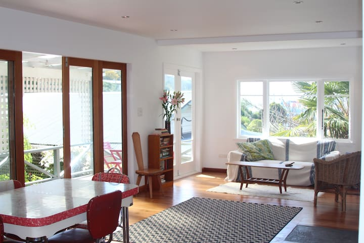 Beautiful Sunny Home By The Sea - Nelson - Casa