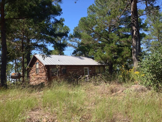 9E Ranch Eagles Nest Cabin, Bastrop - Smithville - Cabana