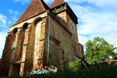 Apartamentos medievais Frauendorf-Fortified Church