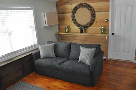 Fully remodeled two bedroom apartment. - Tannersville - Huoneisto
