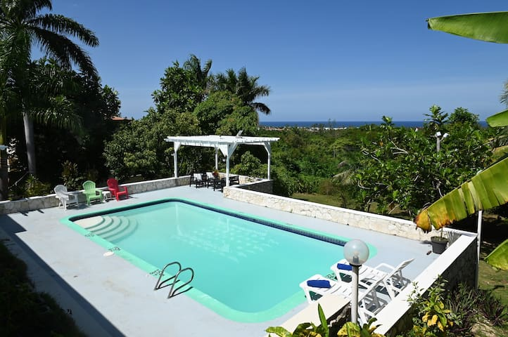 Montego Stay - Cherish Sea Views