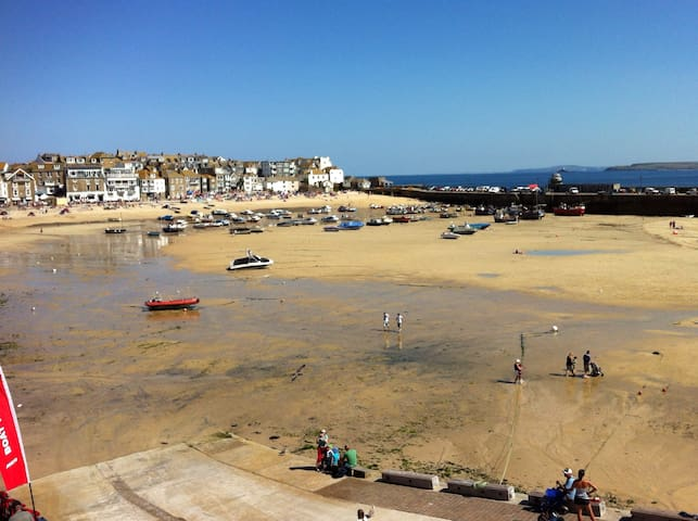 Perfect St Ives Break, fab price - Cornwall - Byt