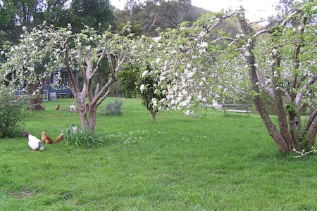 Walden Cottage Gardenfarm Gippsland - Hiawatha - Cabaña