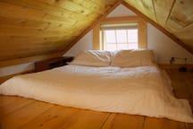 Futon matters - sleeping loft