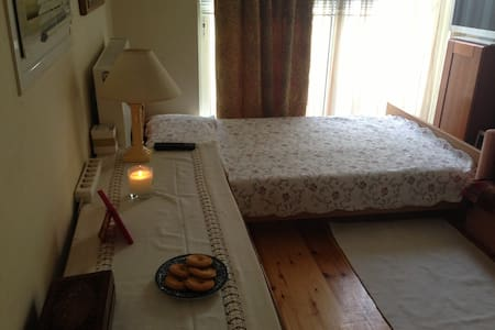 Cosy little studio apartment - Agrinio - アパート