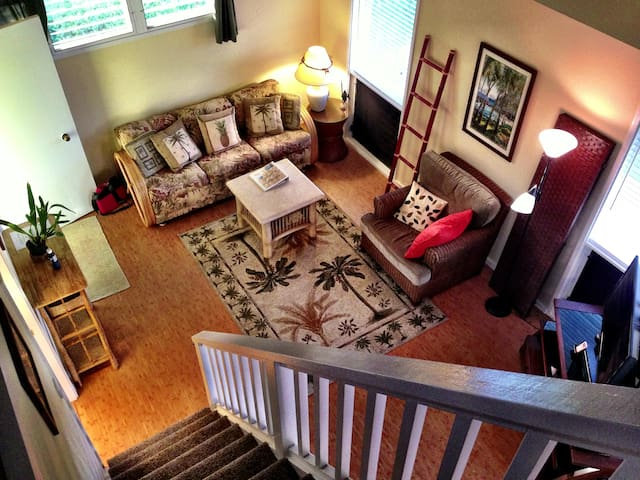 A Sweet, Bright Space w/ Loft & Happy Guests! - Princeville - Apartment