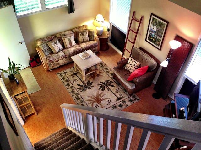 A Sweet, Bright Space w/ Loft & Happy Guests! - Princeville - Apartament