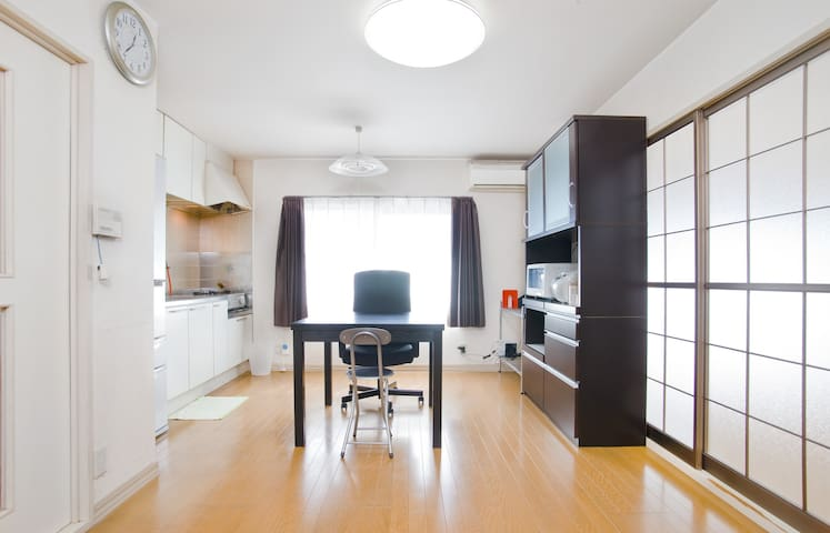 EXPERIENCE DEEP JAPAN MYTH IN NARA - Sakurai - Apartment