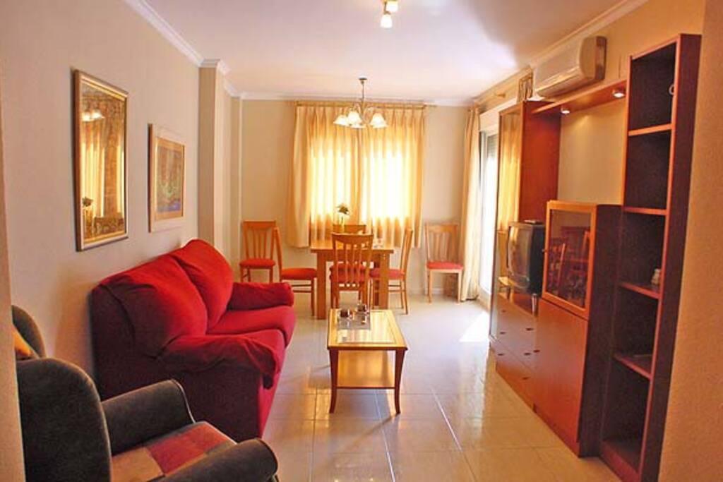 Apartment at the beach 3km DENIA
