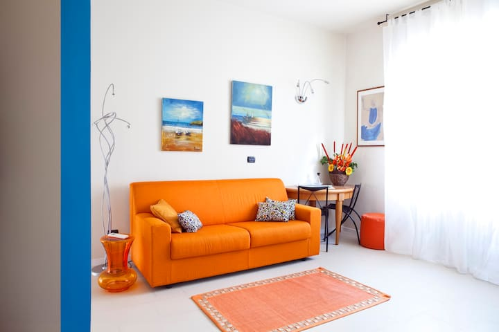ORANGE Apartment + Garden @RHOfiera - Rho - Flat