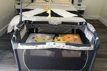 Pack & Play is ready for your baby
