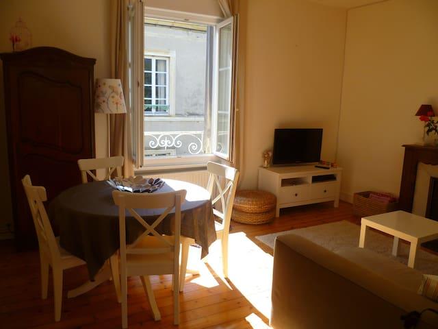 Appart T3 Saint-Malo - St-Malo - Apartamento